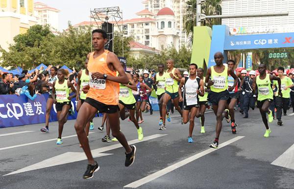 厦门(海沧)国际半程马拉松2名跑者猝死