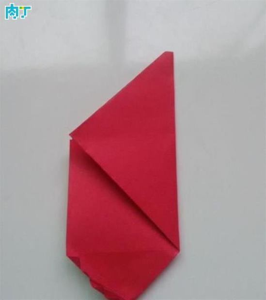 简单枫叶信封的折法手工DIY详细步骤