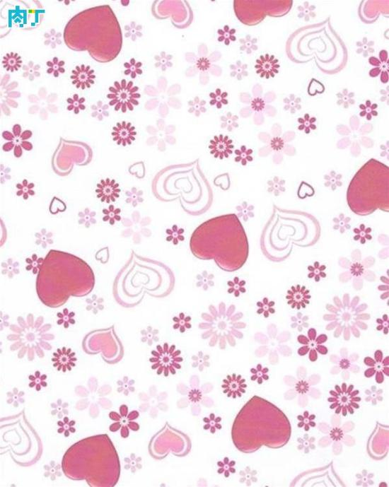 手工自制个性爱心形书签折纸方法图解教程