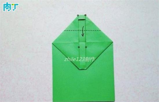 漂亮的包装袋制作 手工折纸礼品纸袋diy教程