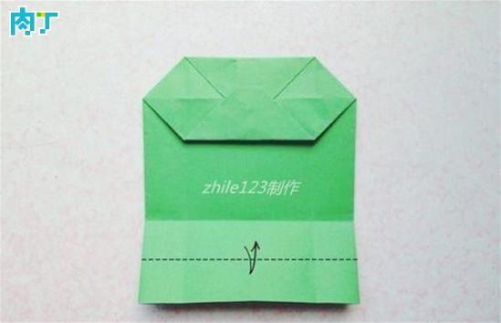 手工折纸礼品纸袋diy教程