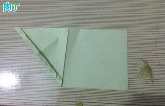 diy折纸书签