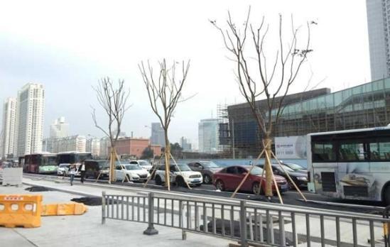 """""""浙东第一街""""宁波中山路本月全线贯通 未来将更美"""
