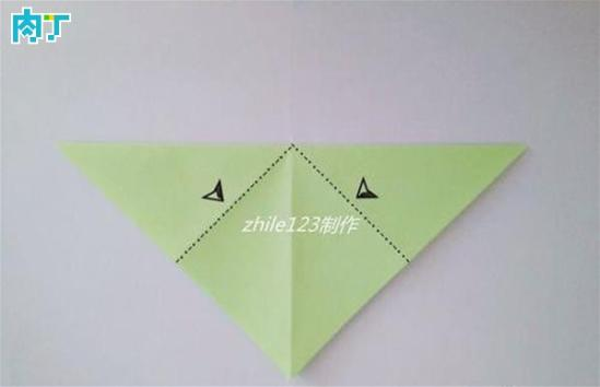 超萌折纸书签制作方法分享展示
