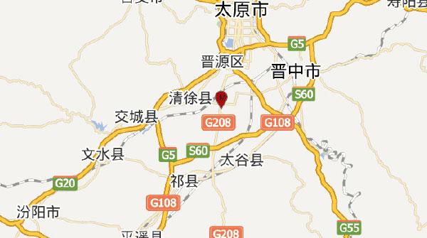 山西太原清徐县发生4.3级地震 震源深度5千米
