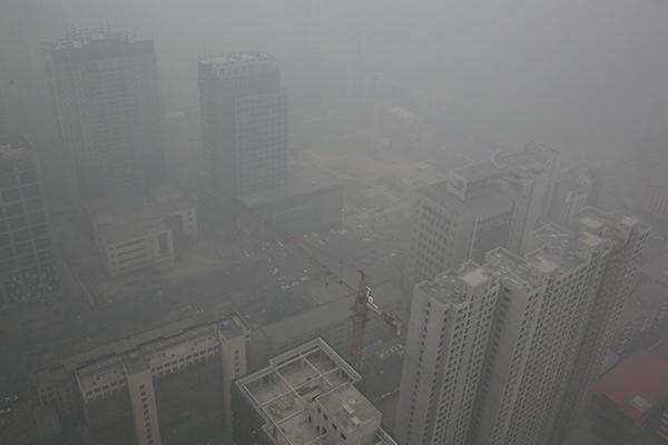 中德研究人员宣布破解北京及华北重度雾霾中主要成分形成之谜