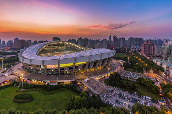 上海人最熟悉的这地方要大变身了!将建市中心最大体育公园!