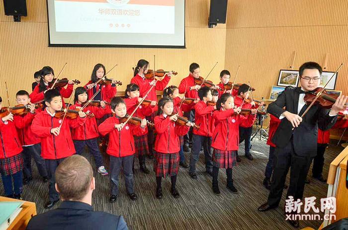 华东师范大学附属双语学校:让艺术教育成为学校的精神核心