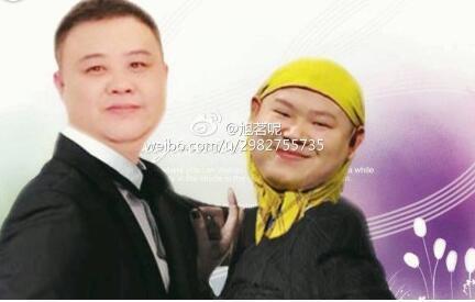 相声演员岳云鹏结婚七年没拍过婚纱照网友帮其实现心愿