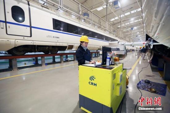 国家铁路局:春节前重点检查新开通高铁线路
