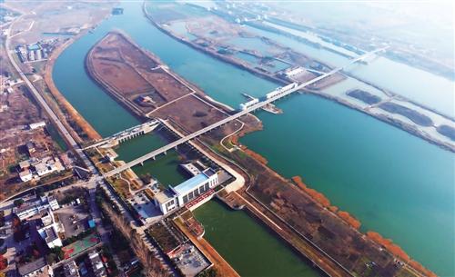 我国今年重大水利工程 在建规模将逾9000亿元