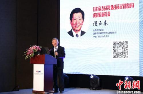 中国自主品牌发展战略峰会在京举行