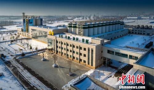 雪花第一酿造走进哈尔滨厂:声波也能用来酿造啤酒