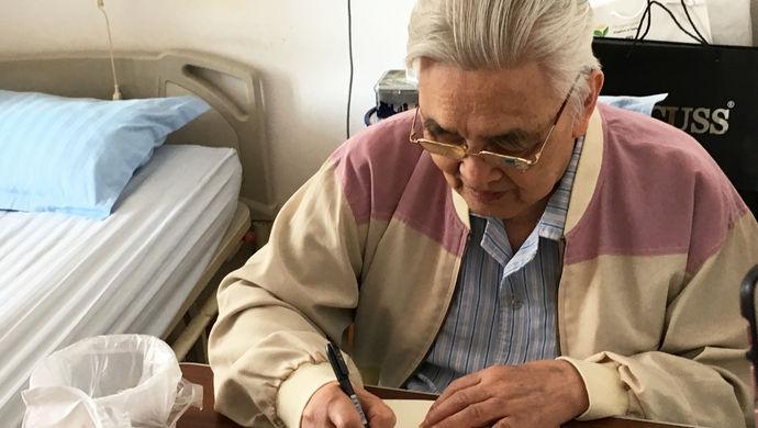 著名滑稽表演艺术家吴双艺去世 享年90岁
