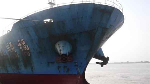 卖了一艘外籍船!上海海事法院网络拍卖外轮成功 创全国首例