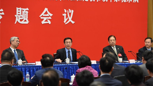 上海两会丨 韩正:以自我革新胸怀、脚踏实地作风深化自贸区改革创新