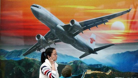 部分春节返沪机票价直线上升 哈尔滨等仅剩少量头等舱