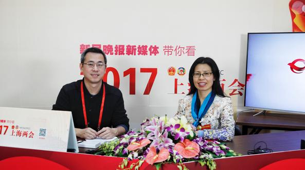 上海两会 | 民生约见:优秀制度设计让互联网金融不与骗子画等号