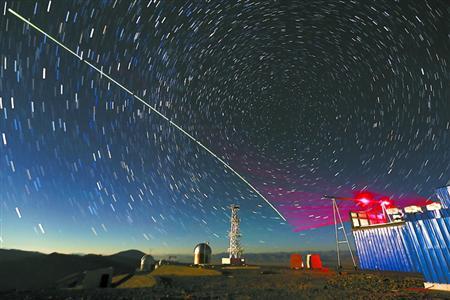 """世界首颗量子科学实验卫星""""墨子号""""在轨测试远超实验预期"""