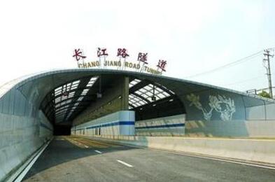 减少安全隐患 长江路隧道周边部分公交线路实施配套调整
