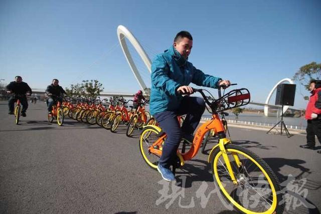 图片明亮单车风景