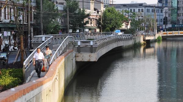 虹口启动河道整治行动 年内完成南泗塘等黑臭水体整治任务