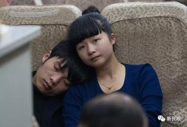 爱 · 梦想【中篇】:一个业余摄影师镜头里真实的中国春运