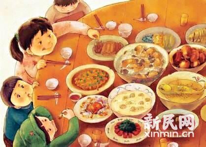 在中华美食里寻找家乡的记忆