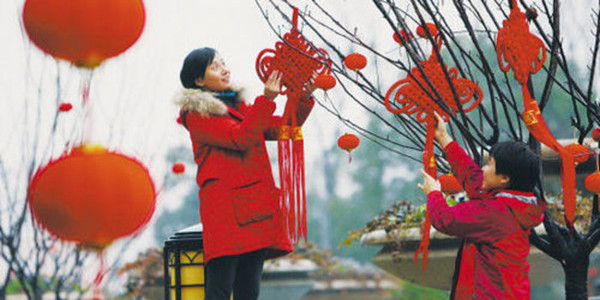 春节天气很给力!上海及华东多云为主 仅2天有小雨