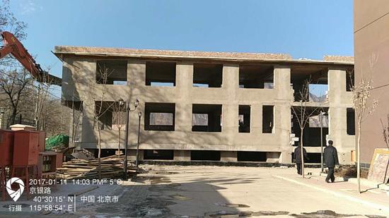 延庆区今年将拆除10万平方米违法建设