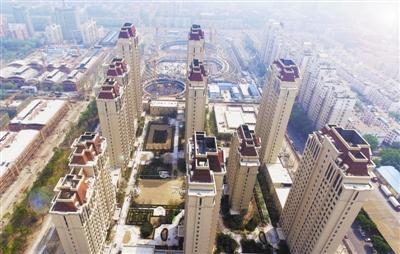 津城改善刚需置业发力 区域板块遍地开花