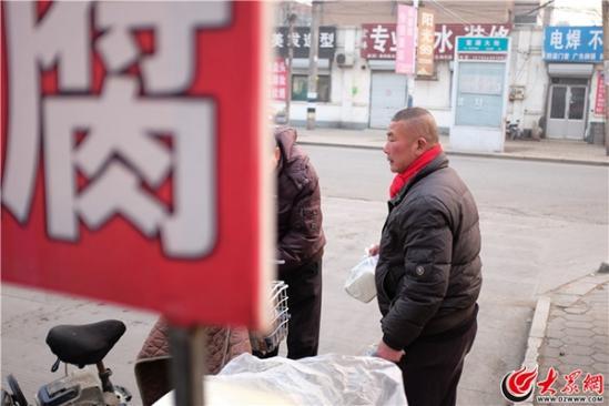 【网络媒体走转改】千年大运河畔的豆腐人家