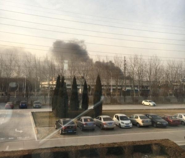 三星天津工厂起火 通报:源头系锂电池及部分半成品