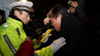 元宵将至浦东警方严查酒驾 昨夜共查获4起