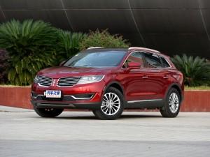 『林肯MKC;林肯MKX』-2020年达13款 福特将丰富在美SUV产品线