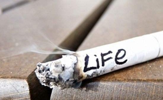 想起抽烟的时候