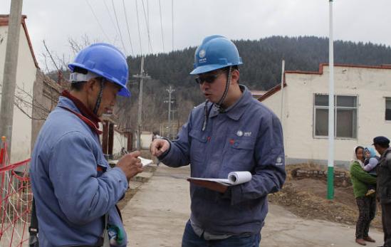国网西宁供电公司工程建设项目全面复工