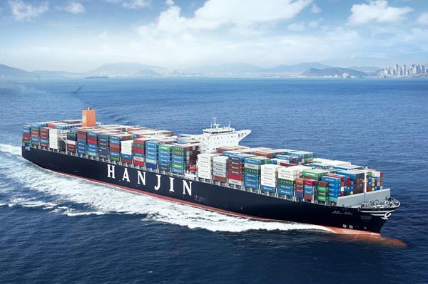 韩进海运宣布破产 或致3000人失业