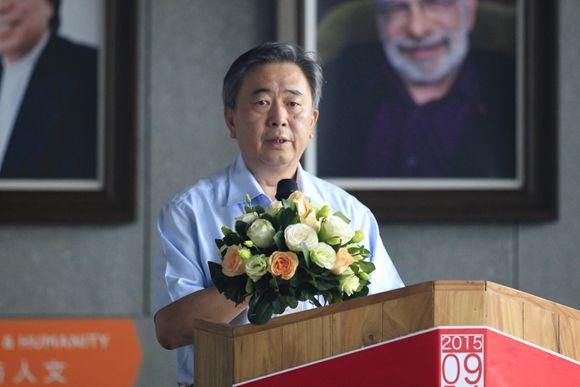 陈圣来:遥忆并肩共创的岁月
