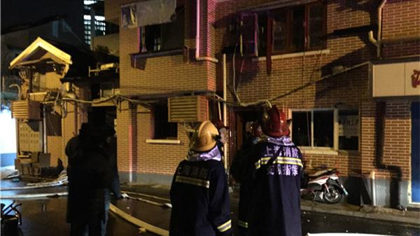 沪黄浦区四牌楼路近学院路一民居突发火灾 12岁女孩不幸丧生