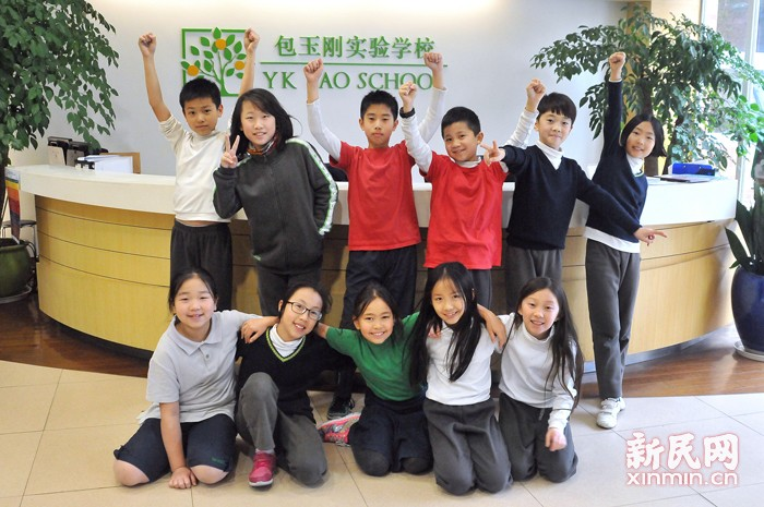 """旧衣重获新生,绿色点亮未来 ——""""节衣""""计划在上海包玉刚学校正式启动"""