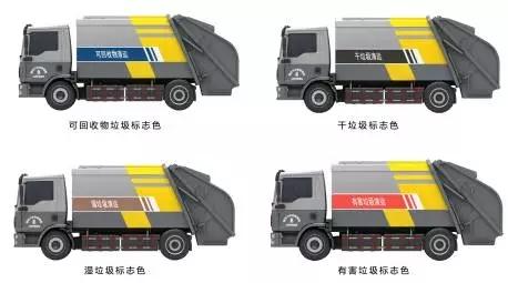 """沪环卫车辆将换""""新装""""!适应垃圾分类要求"""