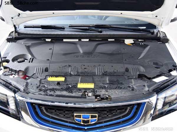 【配图为现款吉利帝豪EV】   我们并未获得关于该车的动力方面数据,但就目前的消息来看,新车将进一步增加续航里程,预计将达到300km,同时,增加低温充电预热功能后将解决低温下充电周期长的问题。在充电模式上,新车的快充模式将提高充电电流。(消息来源汽车之家)