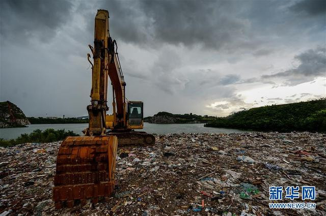 上海垃圾倾倒太湖西山案3人被依法提起公诉