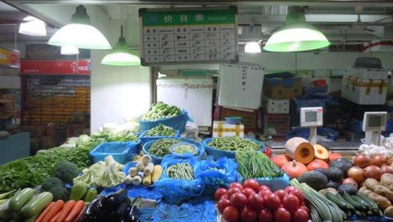 沪闵行区91家菜市场年内硬件将全部达标