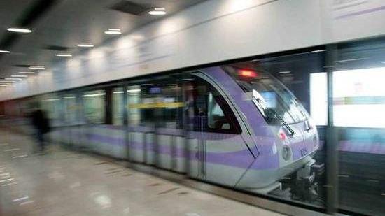 今年年内上海地铁55公里新线投入试运营