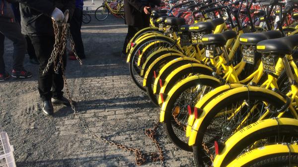 沪共享单车行业标准有望年内出台 专家呼吁引导监督须并重