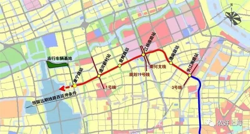 最新!上海地铁18号线又要增加新车站啦!