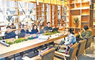 """""""创新+创业""""双创空间在重庆两江新区启用"""