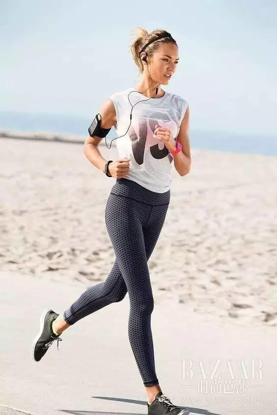 跑步真的让你瘦了?你坚持20周看看!上海松江减肥瘦身中心图片